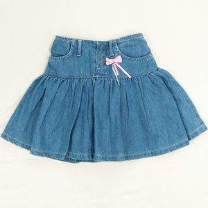 Genuine kids Jean skirt